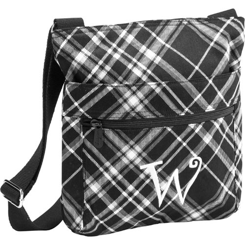 Black Pick Me Plaid