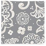 Woodblock Floral swatch