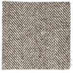 Brown Herringbone swatch