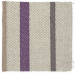 Purple Twill Stripe swatch
